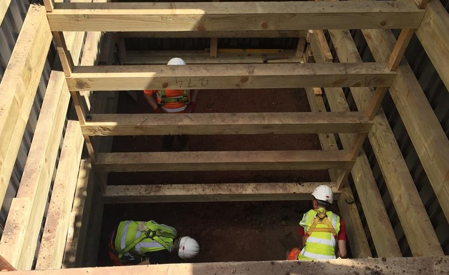 Shafts and Underpinning